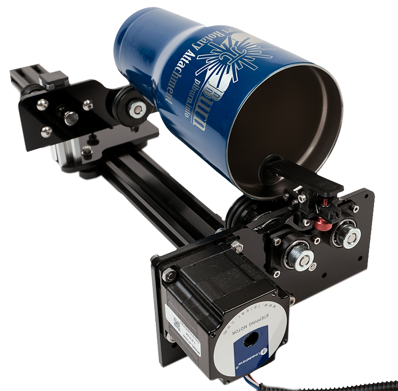 PiBurn – Laser Rotary Attachment